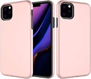 Heave Duty Case iEugen Compatible with iPhone 11 Case 6.1 Inch (2019) 2 in 1 Gel Rubber Full Body tection Shockof Cover Ca...