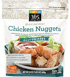 365 Everyday Value, Breaded Chicken Nuggets, 24 oz, (Frozen)