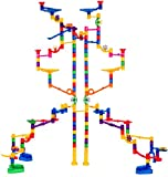 Marble Genius Marble Run Extreme Set - 300 Complete Pieces +...