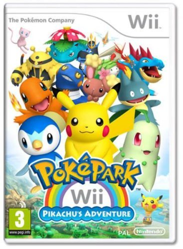 PokePark Wii: Pikachu's Adventure (Pokemon) Wii (UK)