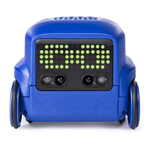 Boxer blau (Solid), kleiner Robo, sofort spielbereit, App - Unterstützung, ab 6 Jahren