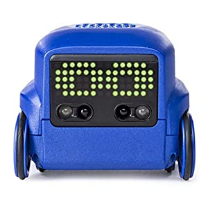 Boxer - Interactive A.I. Robot Toy (Blue) with Personality and Emotions, for Ages 6 and Up - 51kDHmghAqL - Boxer – Interactive A.I. Robot Toy (Blue) with Personality and Emotions, for Ages 6 and Up