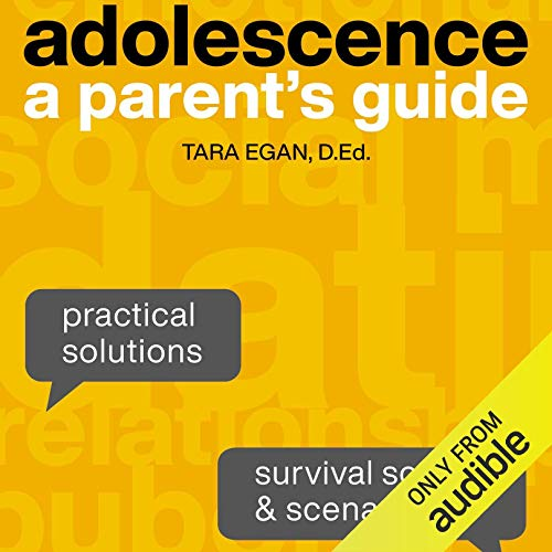 Adolescence  By  cover art