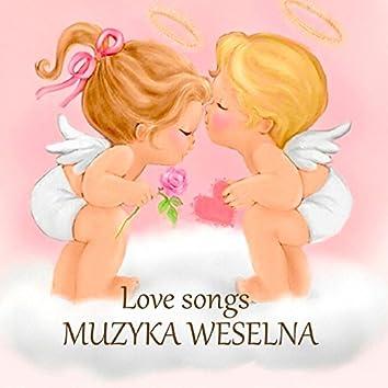 Muzyka Weselna - Love Songs