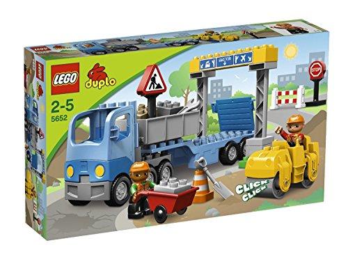 LEGO Duplo Ville 5652 - Straßenbau