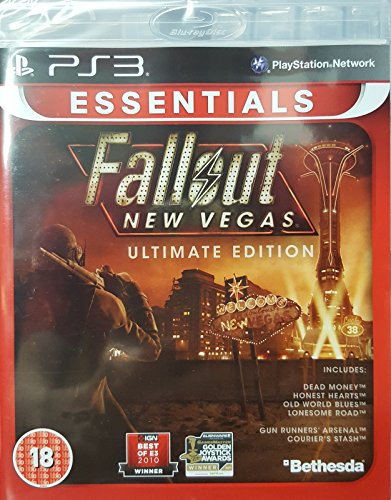 Fallout New Vegas Ultimate Edition PlayStation 3 Essentials (PS3) [PlayStation 3] - [Edizione: Regno Unito]