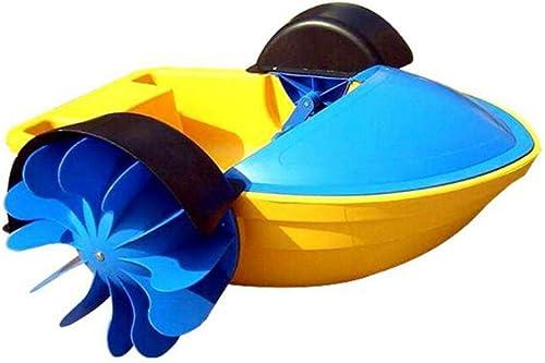 YZ L'eau joue le flotteHommest des oiseaux flottants d'oiseaux de l'eau parcourt des jouets de parc aquatique de mers (Couleur   Bleu)
