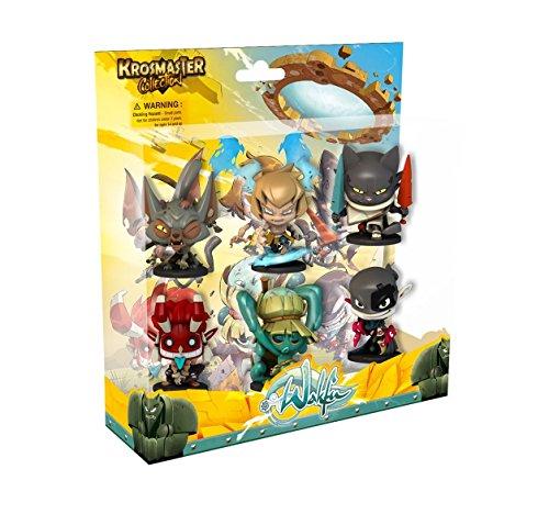 Pegasus Spiele 51075G - Krosmaster Wakfu 6 Figuren Set