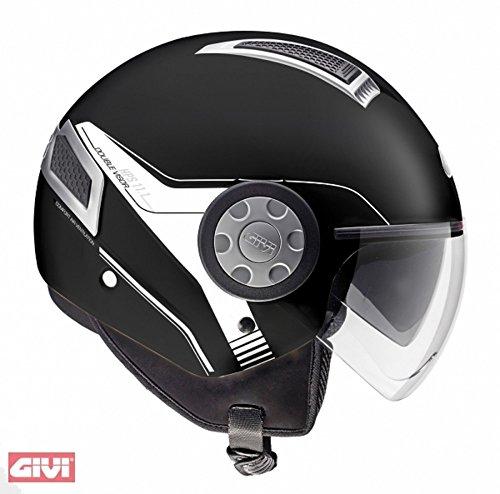 Givi Jethelm HPS 11.1 AIR DEMI schwarz matt, Größen:XL - 61/62