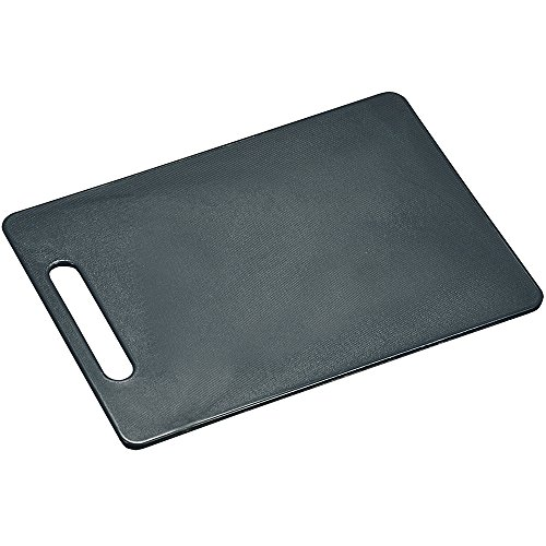 Kesper 30484Tagliere Antiscivolo plastica Grigio 34x 24x 0,6cm