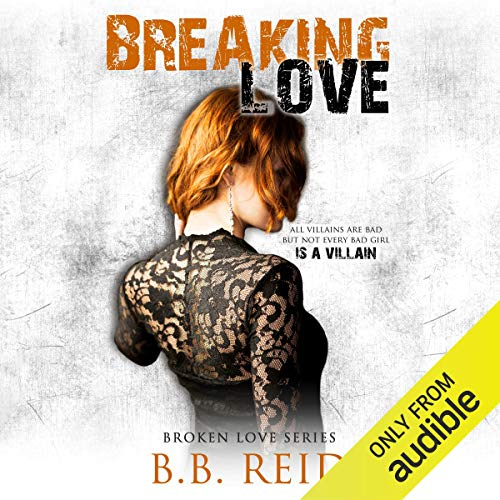 Breaking Love audiobook cover art