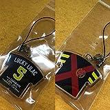 競馬ラッキーライラック2020年大阪杯勝負服ストラップJRA阪神競馬場