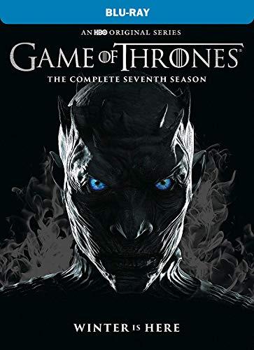 Game of Thrones: Season 7 (with Conquest & Rebellion) [Blu-ray + Digital] (Bilingual)