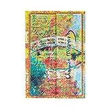Paperblanks Calendario de 12 meses 2020   Monet (El puente), carta An Morisot   Verso   Mini (140 x 100 mm)