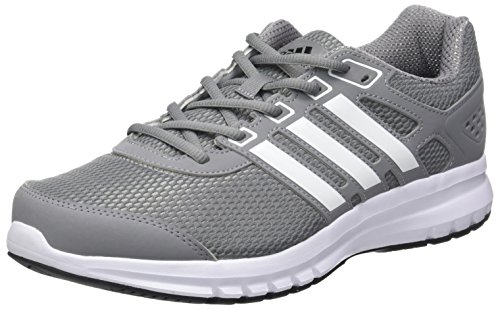 adidas Duramo Lite M, Zapatillas de Running Hombre, Gris (Grey Three/FTWR White/Core Black), 40 2/3 EU