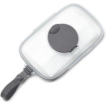 Skip Hop On-The-Go Baby Wipes Dispenser, Grey
