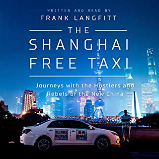The Shanghai Free Taxi cover art