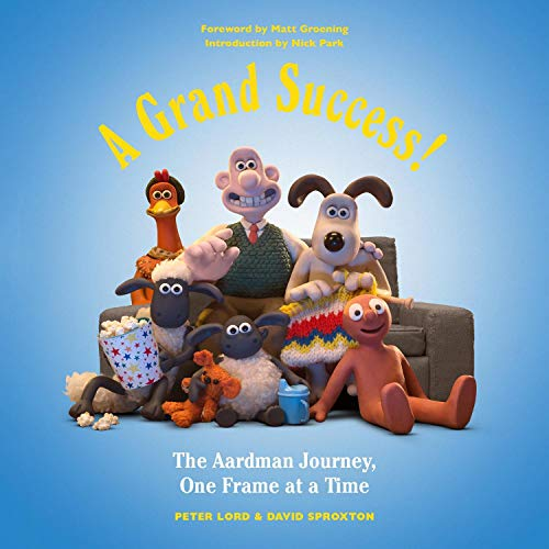 A Grand Success! audiobook cover art