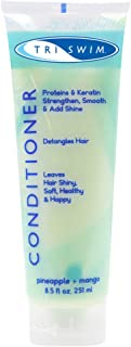 TRISWIM Chlorine Clarifying Swimmers Conditioner Moisturizing Hair Repair