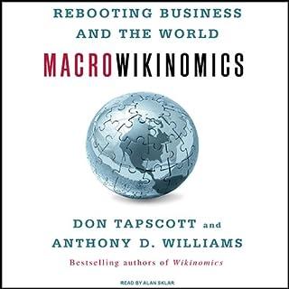 Macrowikinomics audiobook cover art