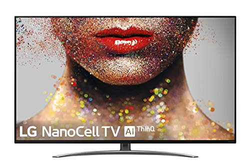 LG 75SM8610PLA - Smart TV NanoCell 4K de 189 cm (75') con Alexa Integrada (Procesador Inteligente Alpha 7 Gen. 2, Deep...