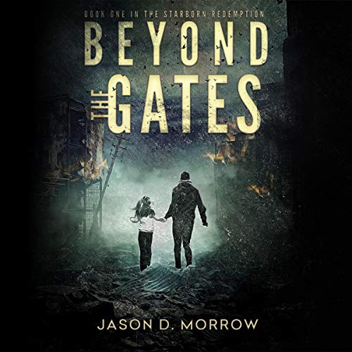 Beyond the Gates audiobook cover art