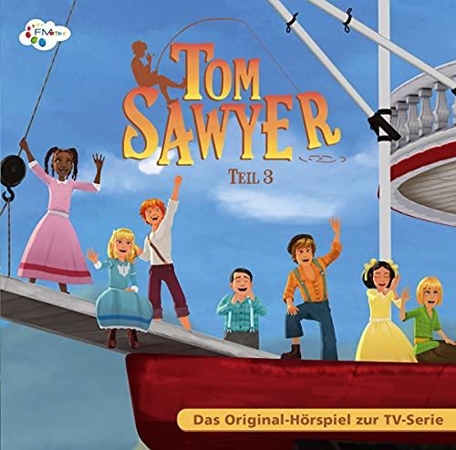 Tom Sawyer-das CD Hörspiel zur TV Serie-Teil 3