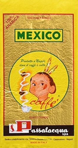 Mexico - Miscela di Caffe', Gusto Tondo - 4 pezzi da 250 g [1 Kg]
