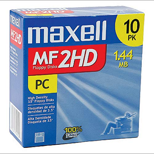 Maxell 1.44 MB floppy disk