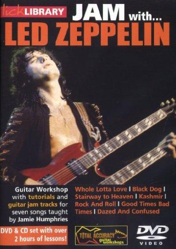 Jam with Led Zeppelin (+ CD)