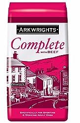 2x Arkwrights Beef Dry Dog Food 15 Kg
