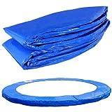 terena Federabdeckung 360-366 cm für Trampolin Randabdeckung beidseitig PVC - UV beständig