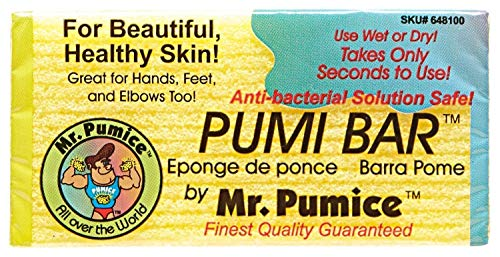 Mr Pumice Pumi Bar (Comes in 4 colours- Colour chosen at random)