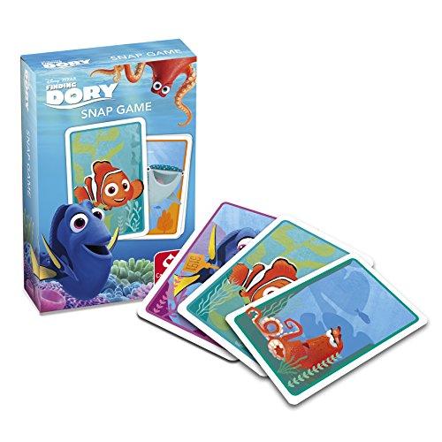Cartamundi Disney Finding Dory Snap Kartenspiel