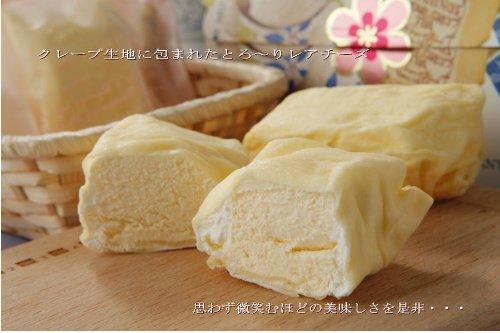 [EPANOUIR] チーズクレープ (5個入) 【個包装】