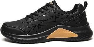WOERJFBSK Scarpe da Running Uomo Scarpe da Corsa Casuali all'aperto di Camminata all'aperto delle Scarpe da Tennis degli a...