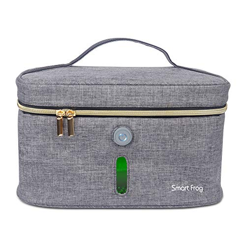 Kendal UV Sterilizer Bag, Portable Carrying UVC Travel Sanitizer Case, Kills up to 99% of Germs, Viruses & Bacteria, Safe Cleaner for Nursery and Baby Toy Products