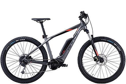 BULLS Copperhead E2 29 Zoll Unisex E-Bike 2021, Farbe:schwarz, Rahmenhöhe:54 cm, Akku:500 Wh