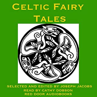 Celtic Fairy Tales audiobook cover art