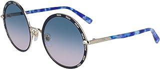 ام سي ام نظارة شمسية دائري للنساء - متعدد الالوان , MCM127S-740-55