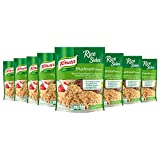 Knorr Rice Sides Mushroom Rice (5.5oz) is a rice & pasta blend side dish that enhances meals with amazing flavor Mushroom Rice Sides expertly adds a delightful savory mushroom flavor to classic dishes No artificial flavors Quick and easy to prepare -...
