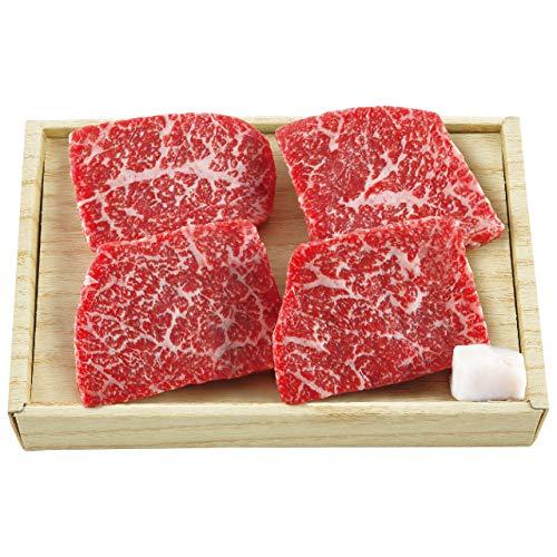 [お中元 夏ギフト] 杉本食肉産業株式会社 尾張牛 モモステーキ用 4枚 (御中元のし)