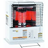 Best Kerosene Heats - Sengoku CTN-110 KeroHeat 10,000-BTU Portable Radiant Kerosene Heater Review