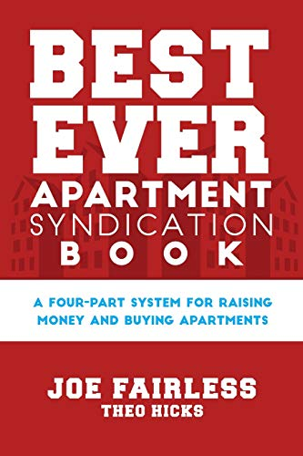 Real Estate Investing Books! - Best Ever Apartment Syndication Book