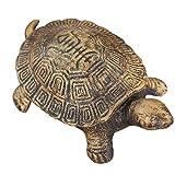Ozzptuu Cast Iron Turtle Cigar Ashtray...