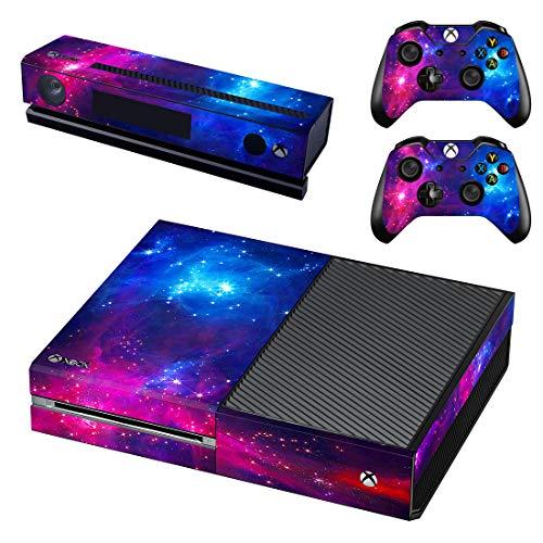 Skin Skin Aufkleber für Xbox One (XB1) Konsole und 2 Controller mit 1 Kinect-Skin G1