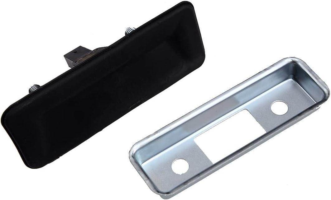 LETAOSK Boot Trunk Tailgate Door Lock Handle Button Switch Opene