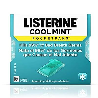 Listerine Cool Mint Pocketpaks