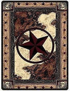 Welcome Door Mats Indoor Entrance Rug Mat Western Texas Star Pattern Kitchen Floor Bathroom Carpets Home Decor Absorbent Bath Non Slip Doormats 20 x 31.5 inch