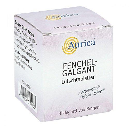 Aurica Fenchel-Galgant, 170 St. Lutschtabletten